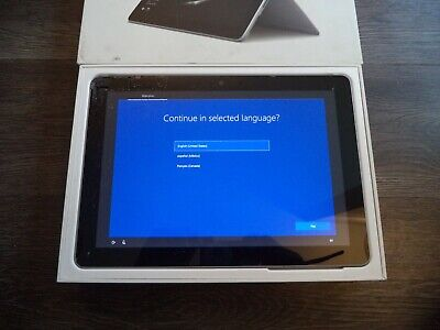 "*Working AS-IS* Microsoft Surface Go MCZ-00001 10"" 128GB Windows 10 Tablet"