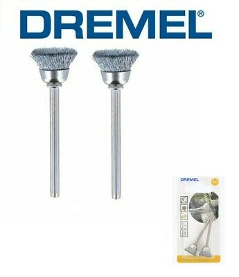 DREMEL ® 442 Carbon Steel Brush 13 mm (2 No) (26150442JA)