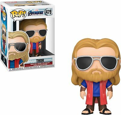 Funko - POP! Marvel: Avengers Endgame - Casual Thor - Multi