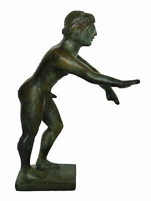Swimmer Art Bronze sculpture small statue - Swimming - Olympian Athlete