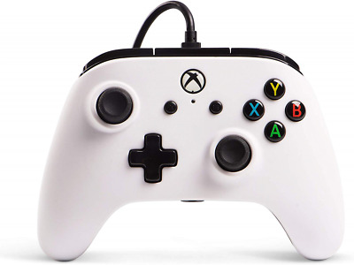 Wired Officially Licensed Controller For Xbox One, S, X & Windows 10