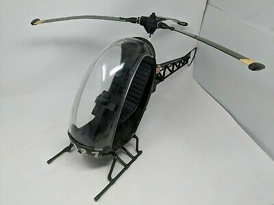 Vintage Action Man Helicopter, Palitoy Original, 1970S