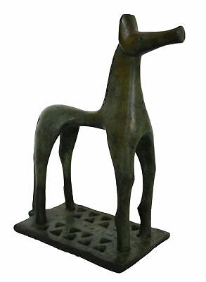 Olympia Bronze Horse small sculpture statue - Ancient Greece - Museum replica