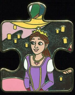 Aladdin Character Connection Puzzle Mystery Jasmine LE Disney Pin 120285