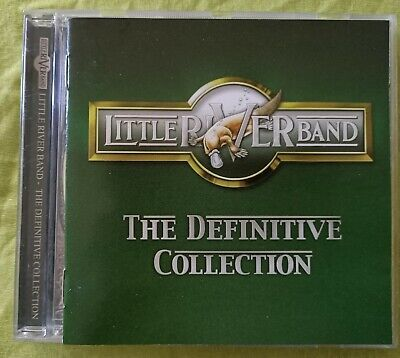 Little River Band Definitive Collection CD 2002 19 track album Greatest Hits