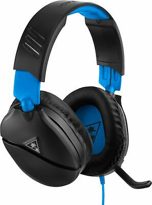 Turtle Beach - Recon 70 Wired Stereo Gaming Headset for PlayStation 4 - Black