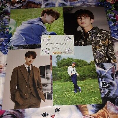 SEVENTEEN / SVT :: Hoshi :: An Ode MD Bundle ; Photo & Photocard Set