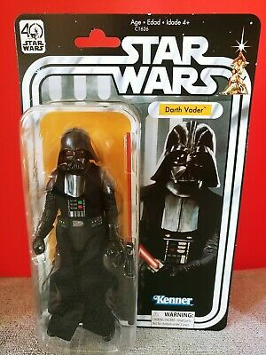 Star wars black series 6 inch darth vader 40th anniversary Vintage collection