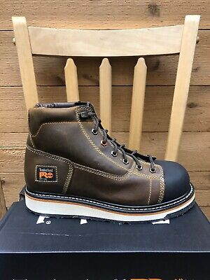 """NEW Timberland Pro Gridworks 6"""" Soft-Toe Style #A1B4L MSRP $160"""