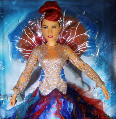 Aquaman Royal Gown Mera Doll - Brand New In Box!