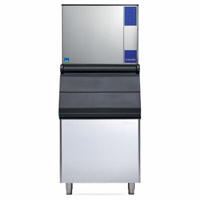 Icematic High Production Large Dice Ice Machine