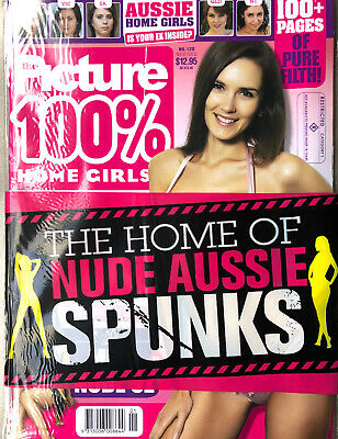 The Picture Magazine 100% Home Girls Issue 120 Restricted (R) Nov/Dec 2019 - New