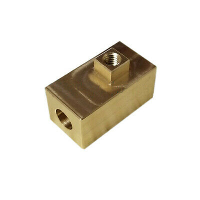 1x Charmilles Wire Cut CNC EDM Power Contact Support Holder Block 100444750