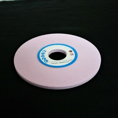 150x6x31.75 RA 100KV Pink Surface Grinding Wheel Model Tool & Cutter Gauge