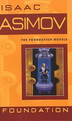 Foundation, Paperback,  by Isaac Asimov