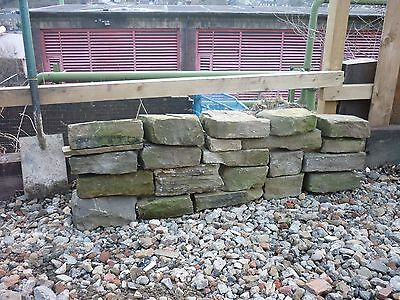 York Stone Walling Stone  x 29 Pieces