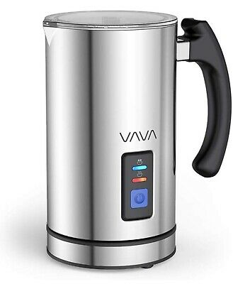Vava Milk Frother Stainless Steel Model VA-EB008 BNIB