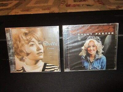 Classic/Country/CD'S/2/for/1/Deal(Dolly/Parton)New/and/Sealed