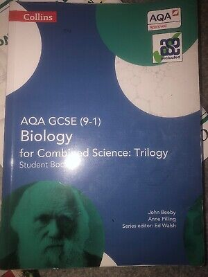 AQA GCSE biology Combined Science: Trilogy  grades 9-1 Student Book