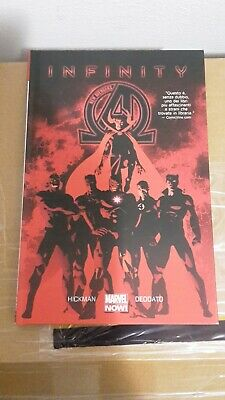 NEW AVENGERS VOL.2: INFINITY (Marvel Now Collection) HICKMAN