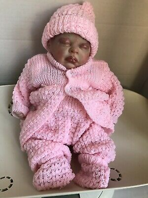 "Bountiful Reborn Baby Doll 14"" 2-3 Lbs"