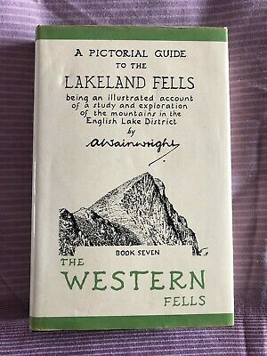 Alfred Wainwright, Pictorial Guide to the Lakeland Fells, The Western Fells