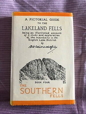 Alfred Wainwright, Pictorial Guide to the Lakeland Fells, The Southern Fells