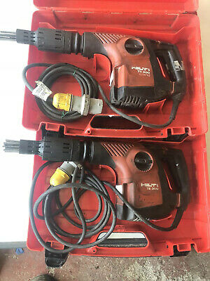 Hilti Te 300 AVR Chipping hammer Needle Scaller 110v