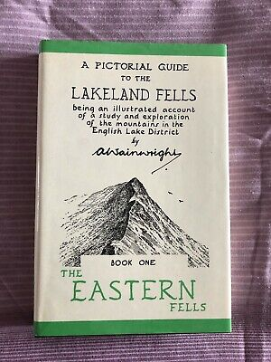 Alfred Wainwright, Pictorial Guide to the Lakeland Fells, The Eastern Fells