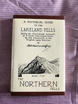Alfred Wainwright, Pictorial Guide to the Lakeland Fells, The Northern Fells