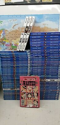 One piece manga Star Comics lotto come da foto oltre 70 numeri