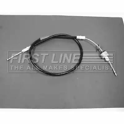 Clutch Cable FKC1131 by First Line Genuine OE - Single