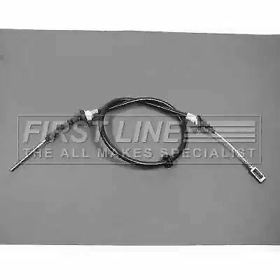 Clutch Cable FKC1245 by First Line Genuine OE - Single