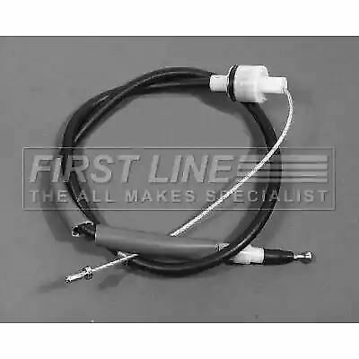 Clutch Cable FKC1081 by First Line Genuine OE - Single