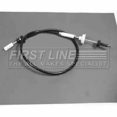 Clutch Cable FKC1136 by First Line Genuine OE - Single