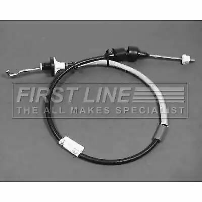 Clutch Cable FKC1104 by First Line Genuine OE - Single
