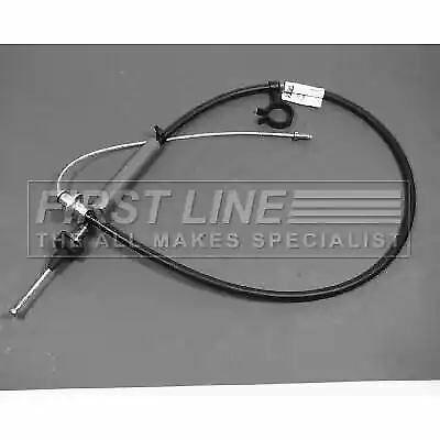 Clutch Cable FKC1349 by First Line Genuine OE - Single