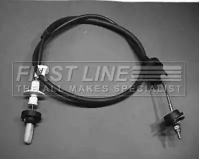 Clutch Cable FKC1078 by First Line Genuine OE - Single
