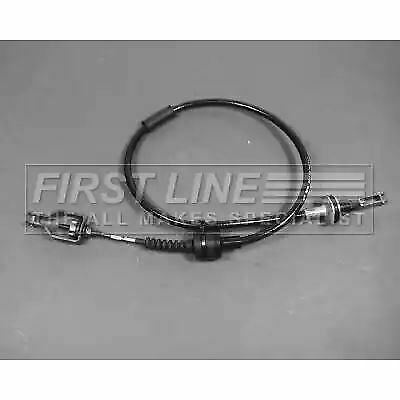 Clutch Cable FKC1357 by First Line Genuine OE - Single