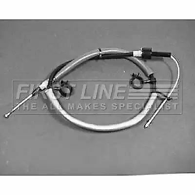 Clutch Cable FKC1351 by First Line Genuine OE - Single