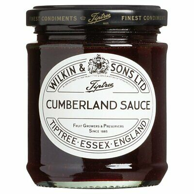 Wilkin & Sons Ltd Tiptree Cumberland Sauce 227g