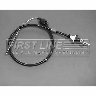 Clutch Cable FKC1415 by First Line Genuine OE - Single