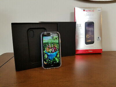 Palm Phone PVG100 Verizon Wireless 32GB Android Smartphone 3.3in Silver