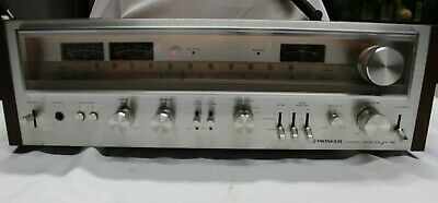 Pioneer SX-780 Stereo AM/FM Receiver Good Condition Tested