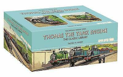 Thomas the Tank Engine: Railway Series Boxed Set by Egmont UK Ltd (Multiple...
