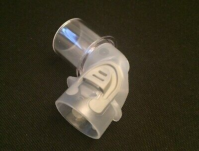 New ResMed Replacement Elbow Assembly for Airfit F10 / Quattro Air F10