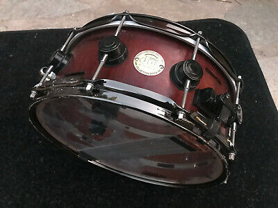 DW 14x6 Collector's Series Acoustic Equalizer EQ Snare Drum w/ may mic