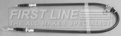 Parking Brake Cable FKB3227 by First Line Genuine OE - Single