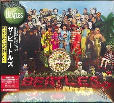 The Beatles-Sgt.pepper's Lonely Hearts Club Band-Japan Cd F56