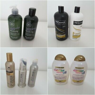Job Lot Of Various Hair Products For Curly Hair